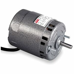 Dayton Universal Ac dc Open Motor 1 5 Hp 10000 Rpm 115v Rotation Ccw Model 2m139