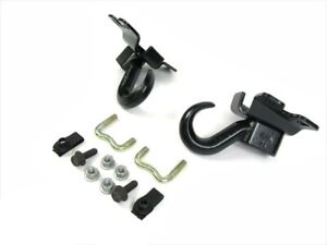 2002 2007 Jeep Liberty Front Tow Towing Hooks Kit Set Mopar Genuine Oe Brand New