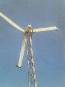 Free 40kw Enertech E 44 Wind Turbine With Purchase Of 100 Rohn Ssv Tower