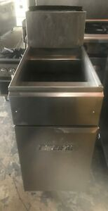Imperial Commercial 40 Lb Single Deep Fryer Lp Ifs40