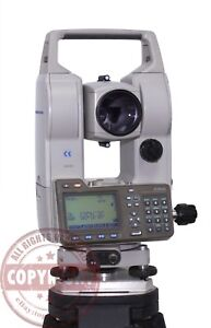 Sokkia Set4110 Total Station Surveying Topcon Trimble Nikon Leica surveyors