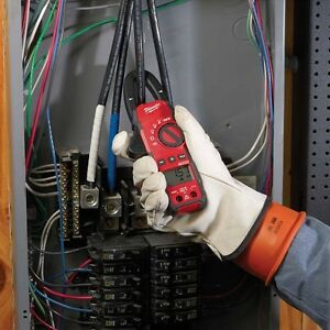 Electrical Clamp Meter Digital Current Tester Electrician Tool Milwaukee 400 Amp