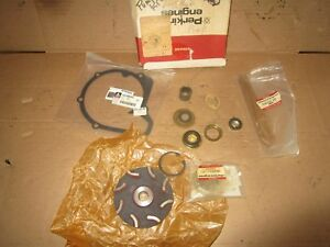 Oliver Tractor 1850 Diesel Brand New Water Pump Kit Nos