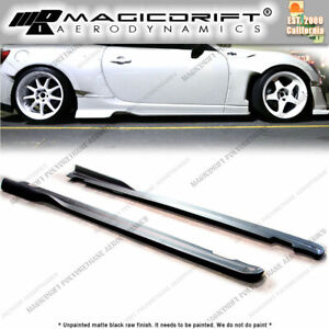 For 13 14 15 16 Scion Frs Jdm Gr Rb Style Side Skirts Extensions Lip Kit Grdy