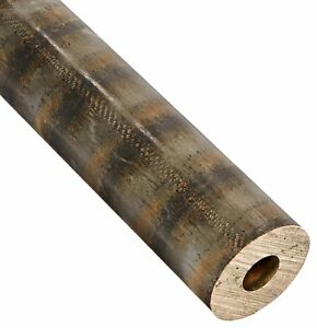 932 Bronze Hollow Round Rod Unpolished Mill Finish M07 Temper Meets Astm 1 6
