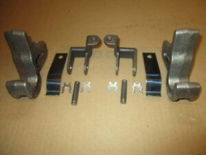 Eagle Hitch Latch Kit Dc Sc 400 800 700 430 530 630 730 830 Case Tractor