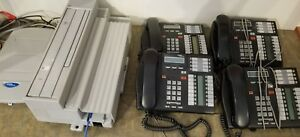 Nortel Norstar Cics With Call Pilot 100 6 T7316 Telephones