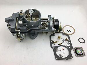 Carburetor Carb Fit Autolite 1100 1965 1969 Ford 170 200 Engines Auto Trans