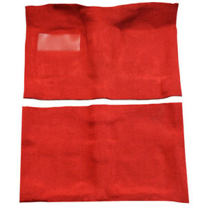1964 67 Chevrolet El Camino 2 Pieces Loop Carpet
