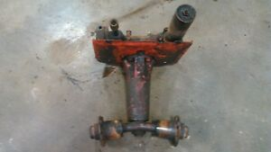 Allis Chalmers D17 Tricycle Front End Assembly