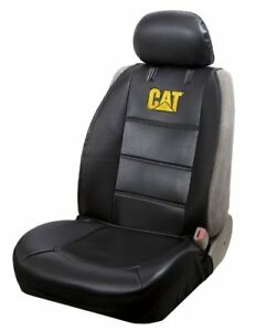 Cat Sideless Seat Cover Under Seat Fastening System Comfortable Protective Cover