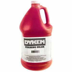 Dykem 81791 1 Gallon Red Staining Color