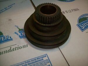 rare Logan 9 Model 400 Lathe Spindle Pulley Gear