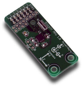 Xess Stickit mpu 9150 Just Connect This Three axis Accelerometer Gyroscope