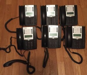 Aastra 6731i Ip Poe Office Phones lot Of 6