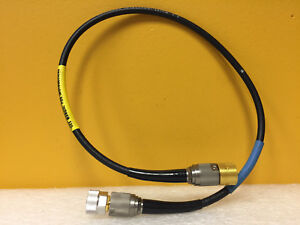 Hp Agilent 85132c Dc To 18 Ghz 7mm dut To 35mm nmd Test Port Cable Tested