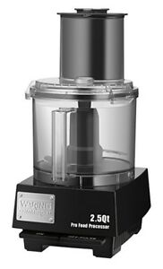 Waring Commercial Wfp11s Batch Bowl Food Processor New Unused