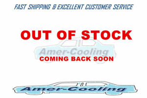 3row Aluminum Radiator For Ford Model T Bucket Chevy Engine At 1924 1927 1925