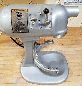 Refurbished Hobart N50 5 Qt Commercial Mixer N 50 5 Quart Bowl Lift Style