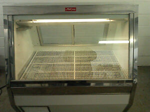 Mccray Refrigerated Low Temp Meat Display Case Sc cms35 4 115v