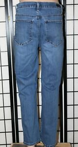 LEE 1889 Classic Fit Women's Size 16 P Petite Stretch Denim Jeans 28