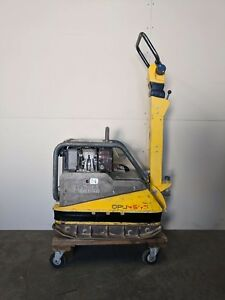 2015 Wacker Reversible Plate Compactor Dpu4545 Dpu 4545 1 Year Warranty