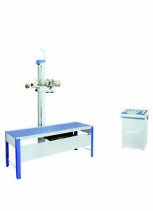500 Ma X ray Machine With Simple Horizontal Bucky Table