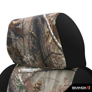 Coverking Skanda Realtree Ap Camo Seat Covers Dash Cover For Chevy Tahoe