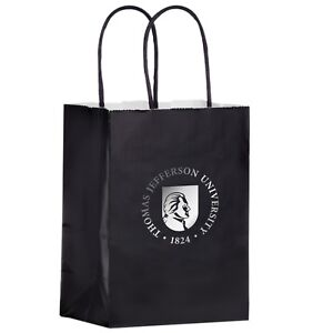100 Custom Gloss Color Twisted Paper Handle Shopper Bag Printed W Logo Message
