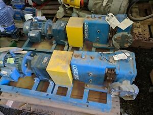 Lobeline Positive Displacement Pump Ar 30