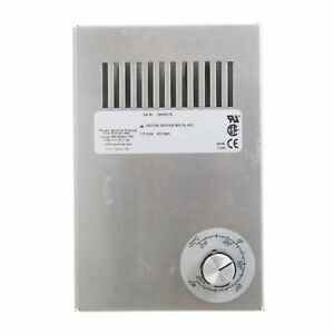 Pentair Dah4001b Fan Forced Enclosure Electric Heater Thermostat 0 100 F