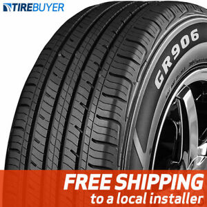 2 New 235 60r16 100h Ironman Gr906 235 60 16 Tires