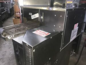 Used Lincoln Impinger Dtf Dual tech Finisher Electric Conveyor Oven