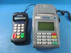 First Data Credit Card Pin Number Pad Fd 10c And Fd100 Credit Card Terminal