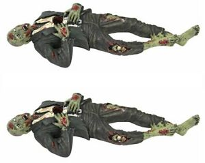 Impaled Zombie Desk Accessory Set Of Two