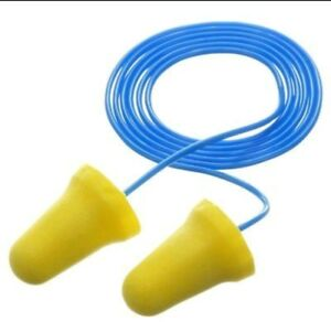 3m Ear Plugs 28db corded sml pk200 312 1222