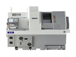 New Sw528 y2 8 Axis 52mm Or 42mm A 2 Inch Swiss Cnc Machine With Fanuc