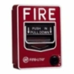 Bg 12lo Firelite Outdoor Fire Alarm Pull Station