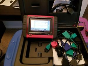 New Mac Tools Mentor Scout Diagnostic Scan Tool Scanner otc Launch Snap on