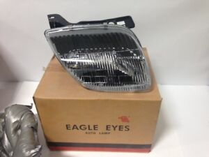 New 95 02 Pontiac Sunfire Headlight Eagle Eyes Gm 154 8001r Passenger Side