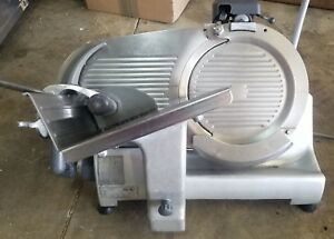 Hobart 2812 Ps Meat Cheese Slicer W Sharpener Free Shipping 30 Day Warranty