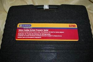 Napa Service Tools Deluxe Cooling System Pressure Tester