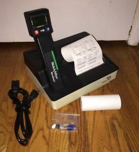 Welch Allyn Microtymp 2 Tympanometer 23640 W New Battery 71170 Printer Charger