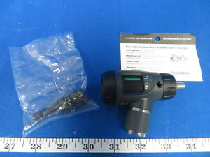 Welch Allyn 23810 Macroview Otoscope With Four Plastic Tip Covers Warranty