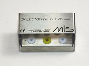 Mis Dental Implant Drill Stopper Dia 2 80mm Kit No Drill