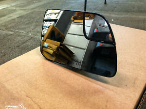 2011 2015 Ford Edge Lincoln Mkx Right Passenger Side View Power Mirror Glass Oem