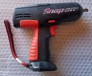 Snap on 12v 3 8 Impact Wrench Model ct3110hp Tool Only