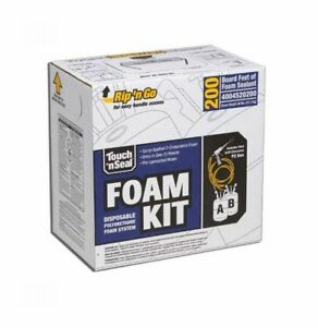 Dap 7565000054 Touch n Seal Spray Foam Insulation Kit 200