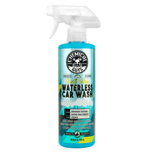 Chemical Guys Swift Wipe Waterless Car Wash Easy Spray Cleans Shines Protects