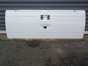 Tailgate Super Duty Primed F250 F350 Tailgate Reuses Your Mechanical Trim